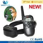 2014 998DR plc trainer training collar dog bag training remote control stroller