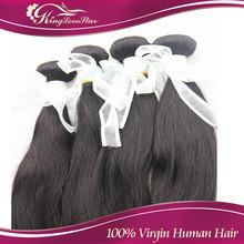 Fast Shipping Sex And Noble Natural 5a Grade 100% Malaysian straight virgin hair