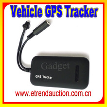 Real Time Vehicle GPS Tracker working Anti Car theft Device GPS Tracker Vehicle GSM Tracker Locater