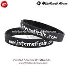 Newest bulk bangle bracelet | Hot sale party custom bulk bangle bracelet | Promotion fashionable silicone bangle bracelet