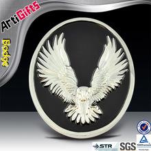 High end metal high quality car logo badge lapel pin