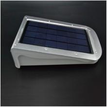 Pir infrared 3w 6v outdoor wall mounted led sensor light