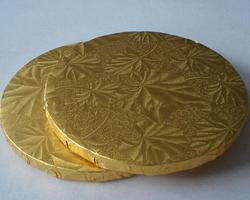 Turned Edge Corrugated Cake Boards ,Cake Tray,Cake Circle