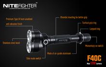 LED Emergency Searchlight, Camping Mounting LED flashlights