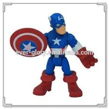 OEM cartoon toys ,Plastic figure toy /Plastic Action figure/ custom made pvc figure toy