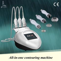 china beauty salon equipment,Combination of bi-polar RF&vacuum therapy,non-invasive,fast delivery