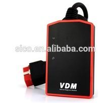Orignial Wireless Universal Car Diagnostic Tool UCANDAS VDM Update Online DHL Free Shipping automotive scanner vdm ucandas