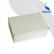 electronic new standard ce Waterproof fire-retardant aluminium Wall mounted enclosure