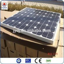 mono solar panel 100 watt 130w