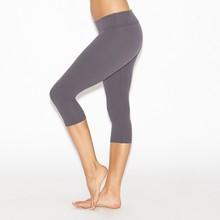 Breathable fancy short yoga pant suits for women