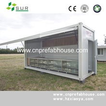 food storage container house