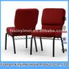 High quality cheap padded modern design cheap church chairs for sale