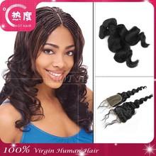 2014 hot sale fashional women hair top grade loose wave brazilian remy hair