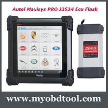 Buy 100% Original AUTEL MaxiSYS Pro MS908P Car Diagnostic / ECU Programming Tool J-2534 System with WiFi / Bluetooth