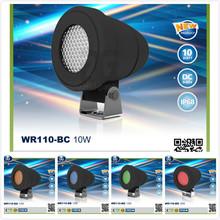 high quality DC9-50V IP68 led motorcycle helmet light for Motorbike,ATV with ODM/OEM service
