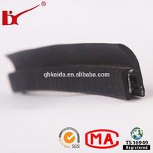 auto rubber dust seals door bottom seals strip