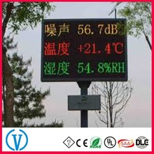 P16 Indoor double colour led display,numeric led sign, led moving message led sign