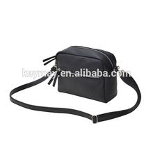 2015 PU fashion shoulder bag cross body bag from bag factory