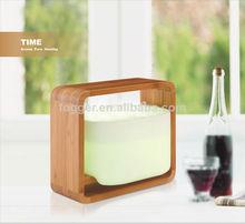 Glass Aromatherapy Electric Vaporizer Aroma Diffuser Nebulizer, Spa Aroma Diffuse