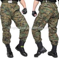 HQ ISSUE USMC Digital Woodland Pants BDU Pants US Army Pants