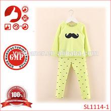 Kids micro fleece underwear set,girls thong underwear,cute kids underwear