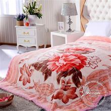 plain manufacter 100% organic cotton 100% polyester microfiber fleece baby blanket