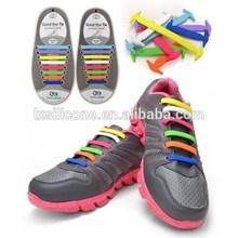 Shoes Lock NO tie silicone Comfortable Shoelaces
