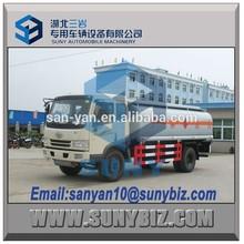6000 liters 7000 liters oil truck mobile diesel fuel tank new fuel tanker trucks for sale