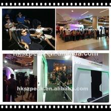 2014 Newest Thailand 9d Motion Ride Cinema on Fair