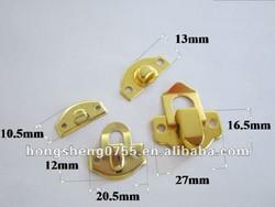 cheap wholesale small metal wooden box locks metal lock for wooden box