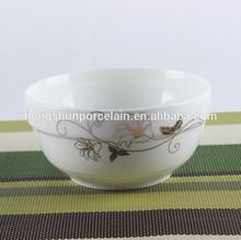 "5"" rice bowl/chinese blue white porcelain bowls/korean bone china"