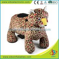 GM59 big bear rides toys electric car wheel motor stuffed rides toy