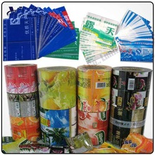 Profession High Quality New Design Pvc Shrink Label Film Printing