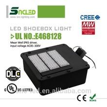 led shoebox light outdoor pole light retrofit