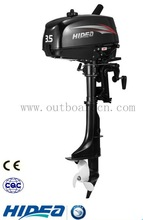 Chinese Marine 2 stroke 3.5hp Speed Boat Engine Outboard