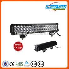 IP68 waterproof high brightness new 108w car led tuning light led work light