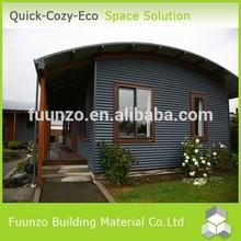 Waterproof Energy Saving Prefabricated Sea Container House