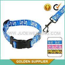 custom high quality collar training dog