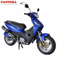 PT110-5 High Quality 125cc Super Power Colombia Popular Cub Motocicleta