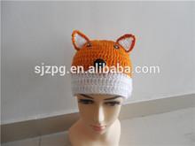 100 % acrylic knit children hat