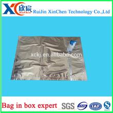 SGS food grade liquid packaging plastic bags