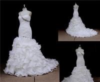 factory direct ivory french lace paris chiffon wedding dress