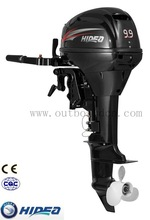 Chinese Marine 2 stroke 9.9hp Speed Boat Engine Outboard