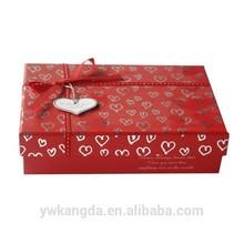 Fashion High Quality paper box manufacturer