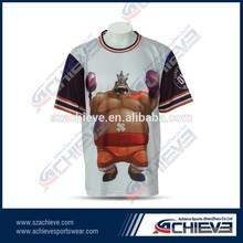 custom short sleeve basketball jersey for team
