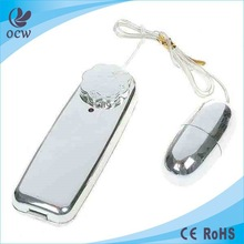 Low price new silver vibrating eggs & bullets