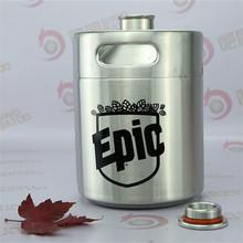 Best sell 64oz bottle for pilot scale fermentor 200l beer equipments for hotel