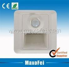 Wall mounted led bulbs 6w led lamp motion sensor