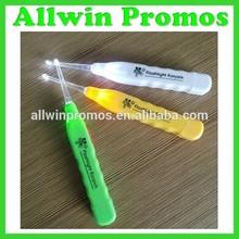 LED Flashlight Earpick With Logo