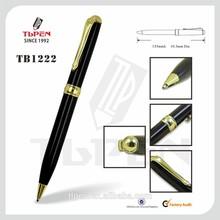 Custom designed metal ball pens TB1222